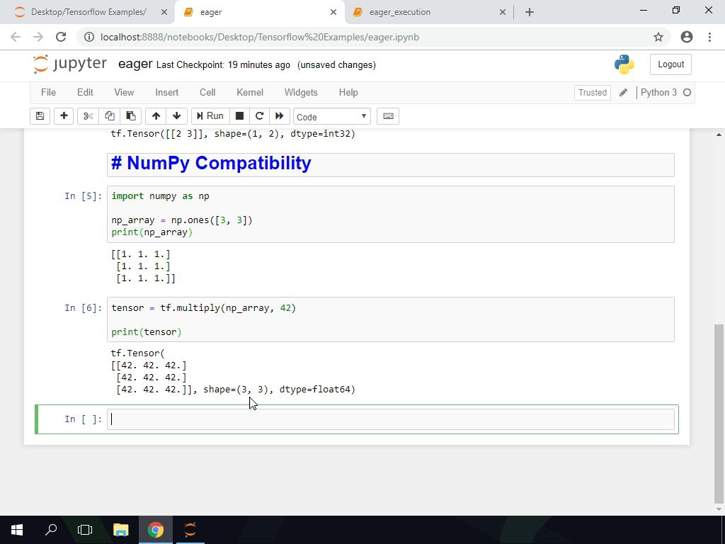 NumPy Compatibility