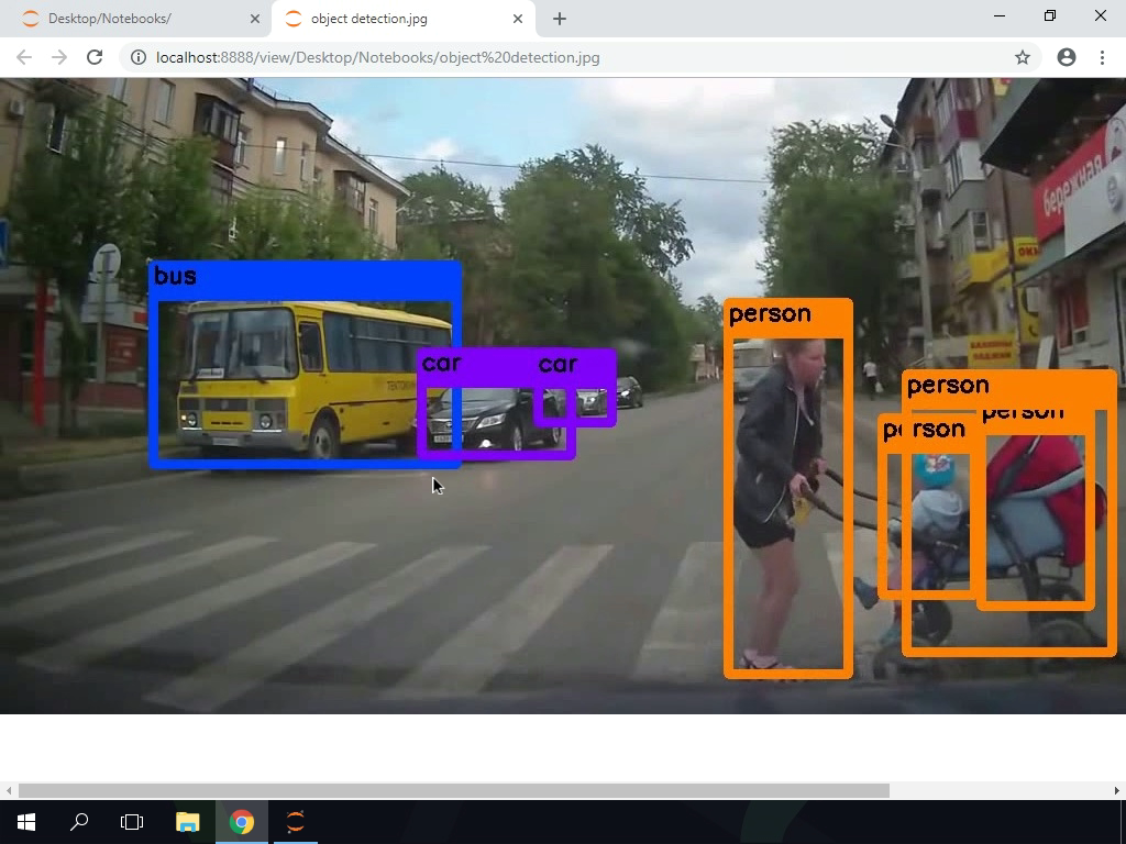 Computer Vision with TensorFlow: Object Classification & Detection