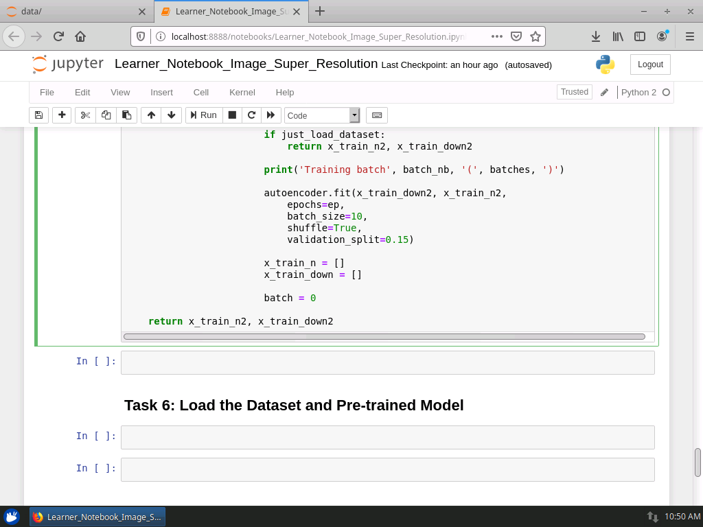 Load the Dataset and Pre-trained Model