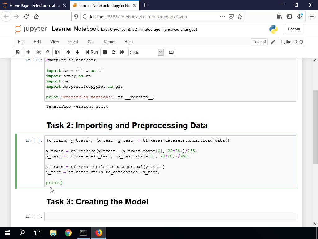 Importing and Preprocessing Data