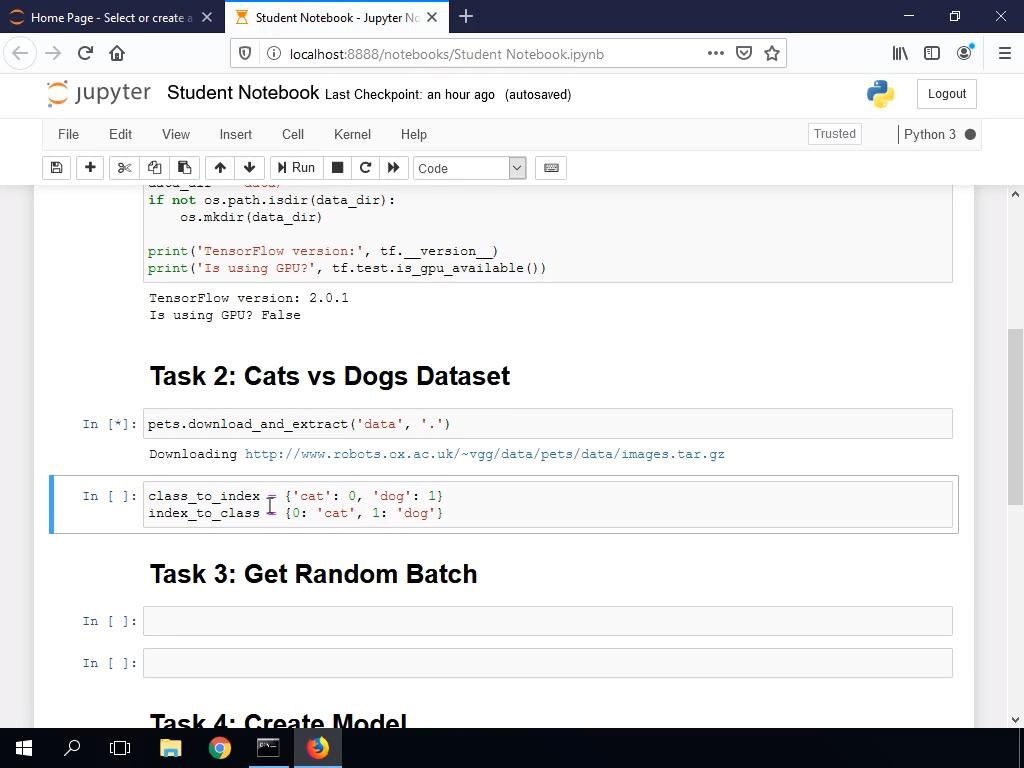 Cats vs Dogs Dataset