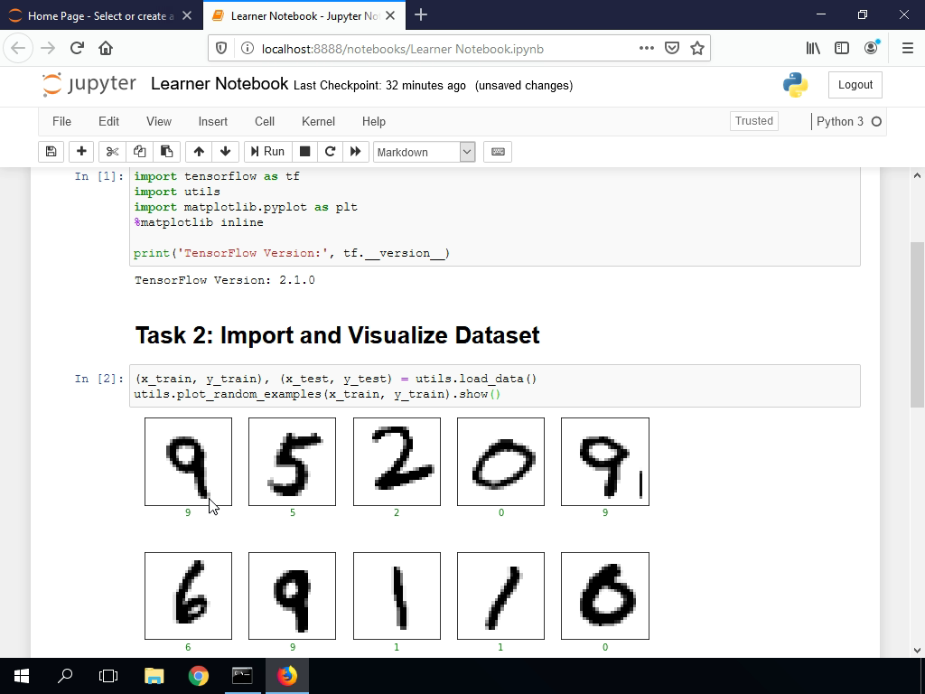 Import and Visualize Data
