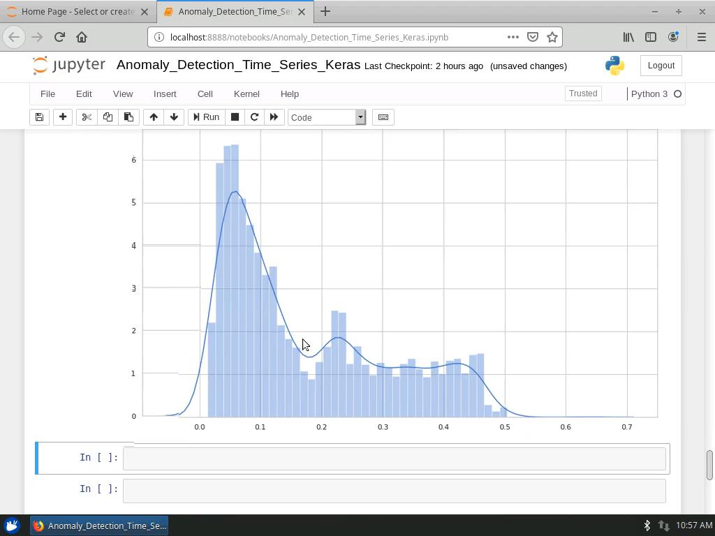 Plot Metrics and Evaluate the Model