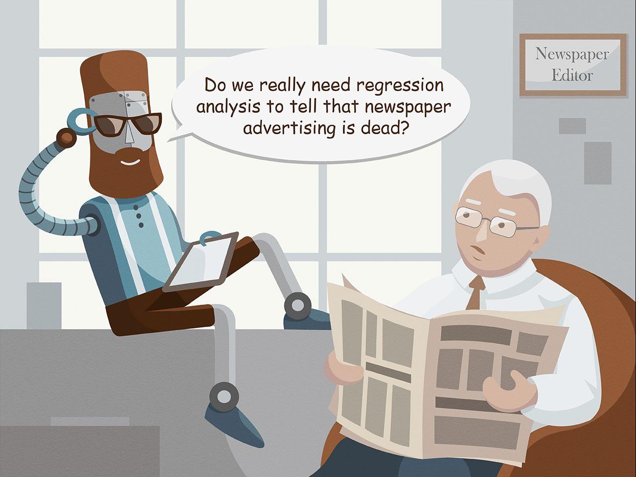 scikit-learn: Predict Sales Revenue with Simple Linear Regression